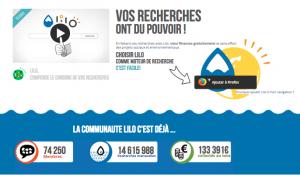 Le moteur de recherche solidaire qui finance des projets sociaux et environnementaux !